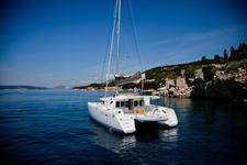 thumbnail-4 Lagoon-Bénéteau 45.0 feet, boat for rent in Split region, HR