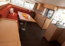 thumbnail-10 Lagoon-Bénéteau 45.0 feet, boat for rent in Split region, HR