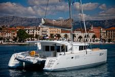 thumbnail-3 Lagoon-Bénéteau 45.0 feet, boat for rent in Split region, HR