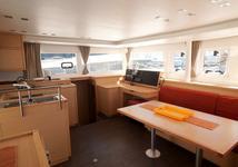 thumbnail-9 Lagoon-Bénéteau 45.0 feet, boat for rent in Split region, HR