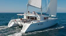 thumbnail-1 Lagoon-Bénéteau 45.0 feet, boat for rent in St. Lucia, AN