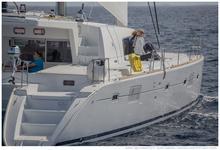thumbnail-9 Lagoon-Bénéteau 50.0 feet, boat for rent in Split region, HR