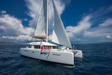 thumbnail-8 Lagoon-Bénéteau 51.0 feet, boat for rent in Split region, HR