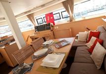 thumbnail-20 Lagoon-Bénéteau 51.0 feet, boat for rent in Split region, HR