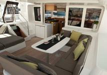 thumbnail-16 Lagoon-Bénéteau 51.0 feet, boat for rent in Split region, HR