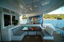 thumbnail-6 Lagoon-Bénéteau 52.0 feet, boat for rent in Saronic Gulf, GR