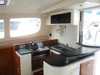 thumbnail-4 Leopard 39.0 feet, boat for rent in Aegean, TR