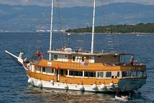 thumbnail-6 Loger 107.0 feet, boat for rent in Split region, HR