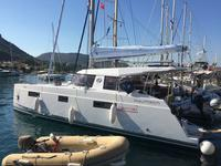 thumbnail-1 Nautitech Rochefort 39.0 feet, boat for rent in Aegean, TR
