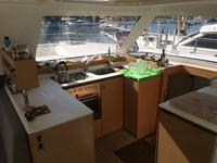 thumbnail-6 Nautitech Rochefort 39.0 feet, boat for rent in Aegean, TR