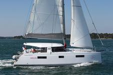 thumbnail-1 Nautitech Rochefort 39.0 feet, boat for rent in Cyclades, GR