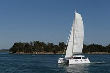 thumbnail-4 Nautitech Rochefort 39.0 feet, boat for rent in Zadar region, HR