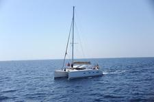 thumbnail-3 Nautitech Rochefort 44.0 feet, boat for rent in Cyclades, GR
