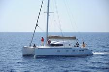 thumbnail-7 Nautitech Rochefort 44.0 feet, boat for rent in Cyclades, GR
