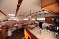 thumbnail-2 Nautitech Rochefort 47.0 feet, boat for rent in Cyclades, GR