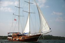 thumbnail-1 Unknown 104.0 feet, boat for rent in Šibenik region, HR