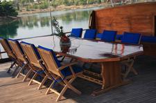 thumbnail-6 Unknown 104.0 feet, boat for rent in Šibenik region, HR