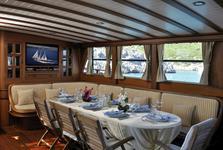 thumbnail-9 Unknown 111.0 feet, boat for rent in Šibenik region, HR