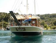 thumbnail-5 Unknown 70.0 feet, boat for rent in Split region, HR