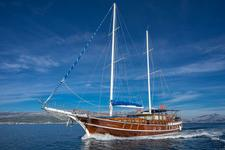 thumbnail-1 Unknown 91.0 feet, boat for rent in Split region, HR
