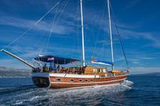 thumbnail-2 Unknown 91.0 feet, boat for rent in Split region, HR