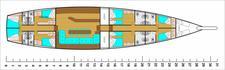 thumbnail-2 Unknown 98.0 feet, boat for rent in Šibenik region, HR