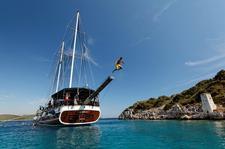 thumbnail-5 Unknown 98.0 feet, boat for rent in Šibenik region, HR