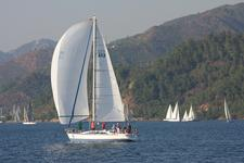 thumbnail-3 X-Yachts 42.0 feet, boat for rent in Aegean, TR