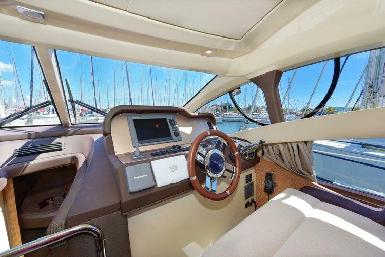 Boat for rent Azimut / Benetti Yachts 38.0 feet in Marina Kornati, Biograd,