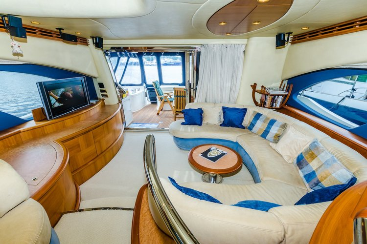 Motor yacht boat rental in Central Federal District, Russia