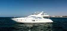 thumbnail-1 Azimut / Benetti Yachts 68.0 feet, boat for rent in Split region, HR