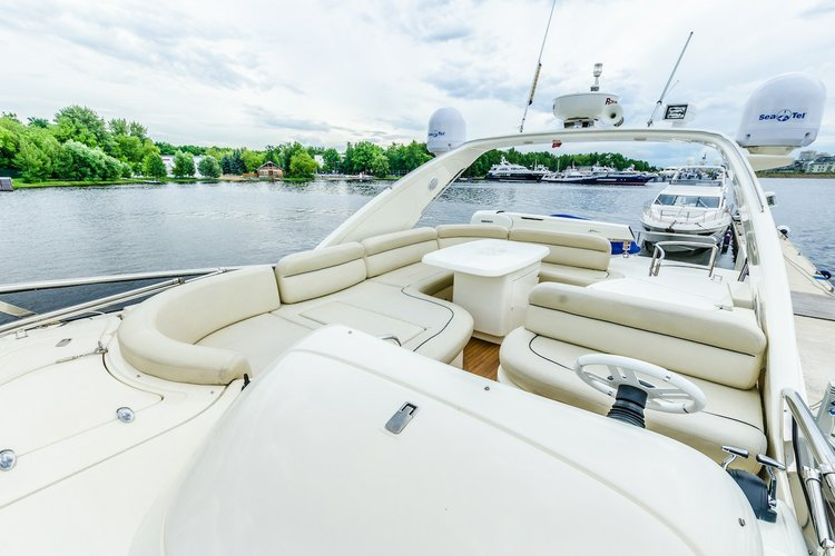 Motor yacht boat for rent in Central Federal District