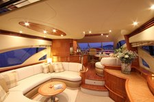 thumbnail-3 Azimut / Benetti Yachts 68.0 feet, boat for rent in Split region, HR