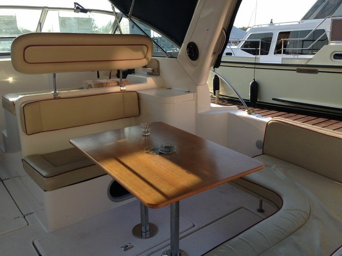 Boat for rent Ambassador 37.0 feet in Central Federal District,
