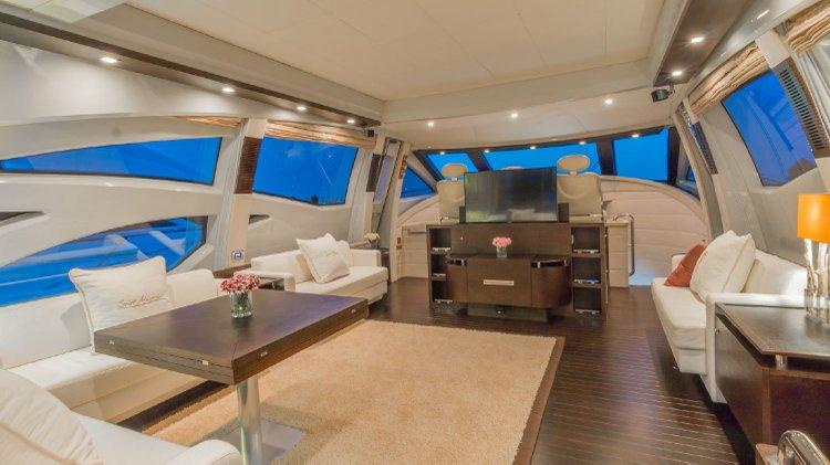 Azimut boat for rent in Sag Harbor