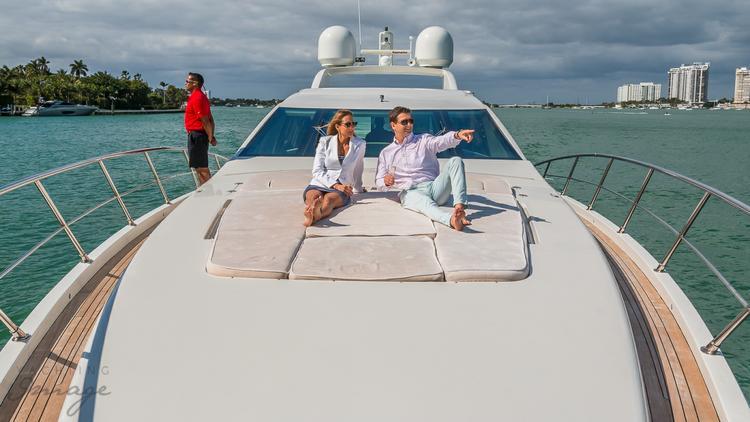 Azimut's 86.0 feet in Miami
