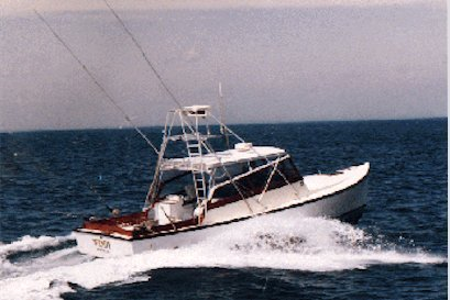 38.0 feet Custom in great shape