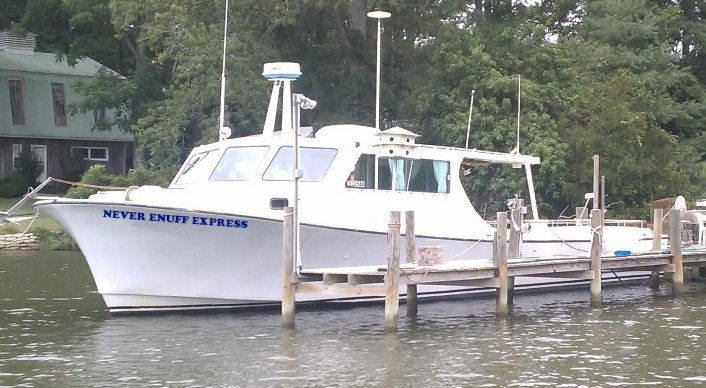 Boat for rent Harrison 46.0 feet in World's Fair Marina, NY