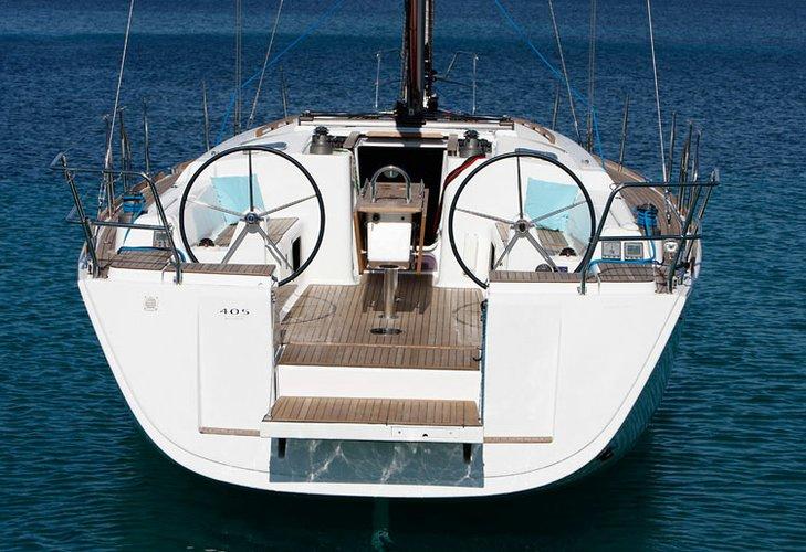 Boat for rent Dufour 40.0 feet in St. Vincent, St. Vincent & Grenadines