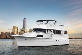 Motor yacht boat rental in New York, NY