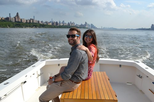 Discover New York surroundings on this Maine Coaster Henriques boat