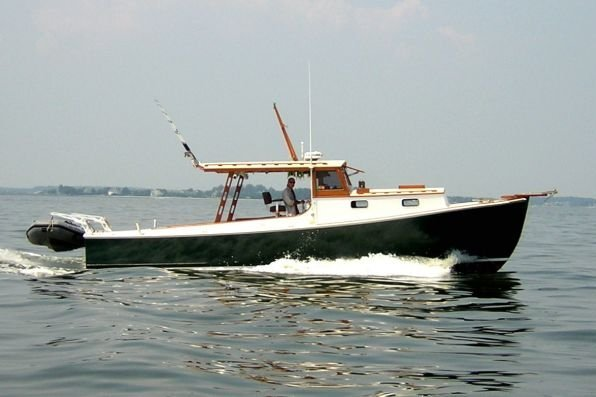 Enjoy the Hamptons aboard this classic Downeaster