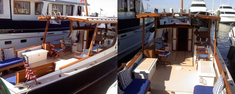 36.0 feet Lobsteryacht in great shape