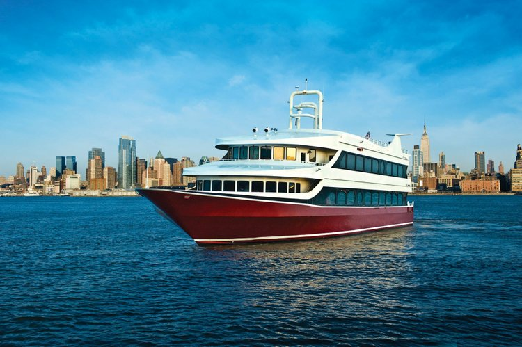 Boating is fun with a Mega yacht in New York