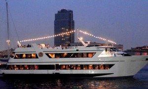Mega yacht boat for rent in New York