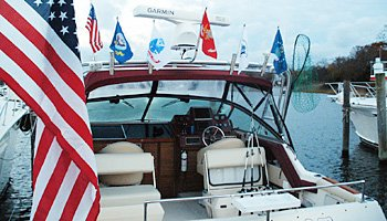 Motor yacht boat rental in Center Yacht Club Ltd, NY