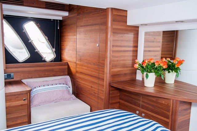 Motor yacht boat rental in Marina Lav, Croatia