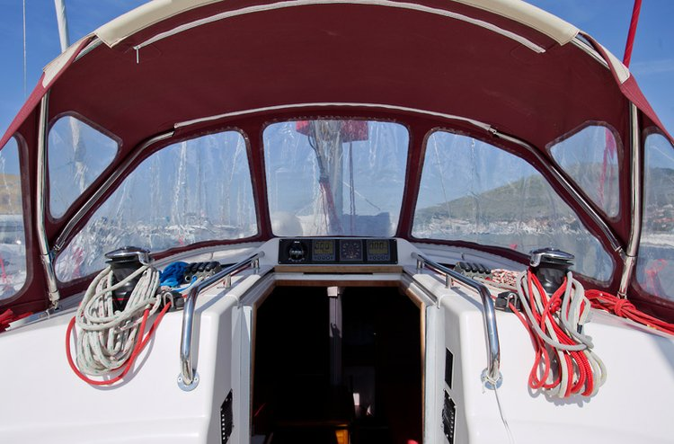 Boat for rent AD Boats 34.0 feet in Marina Trogir - SCT,