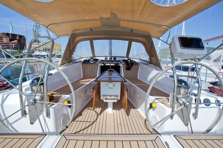 Discover Split region surroundings on this Allures 45 Allures boat