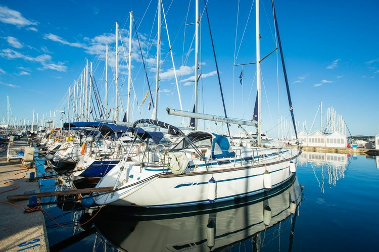 Boat for rent Bavaria Yachtbau 45.0 feet in Marina Kornati, Biograd, Croatia